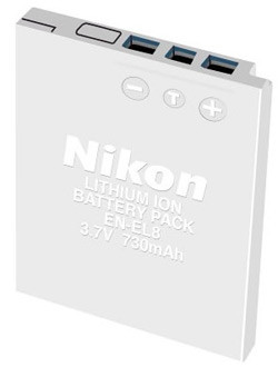 Аккумулятор Nikon EN-EL8 (Original)