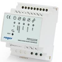 Контроллер доступа для одной двери Roger PR-102DR