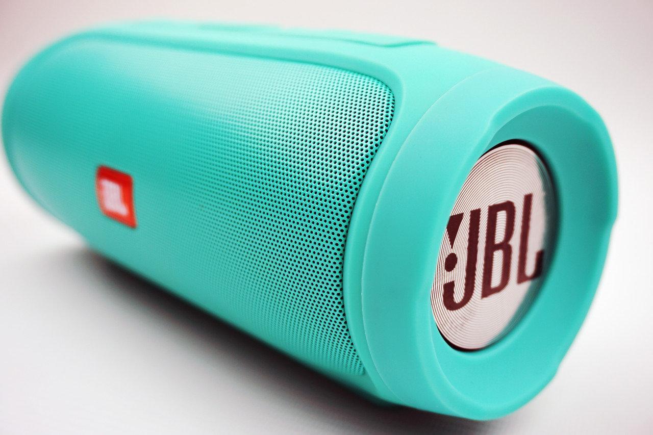 Портативная колонка JBL Charge 4 green копия