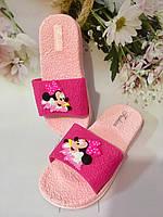 Детские шлепки Fashion Микки Маус , размеры 28-29 (без запаха)