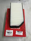 Фильтр воздушный киа Спортейдж 2, KIA Sportage 2004-07 KM, HS01-HD041, 2811308000, фото 2