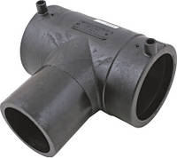 Тройник электросварной SDR11/PE100, 20-180 мм., NTG Plastik