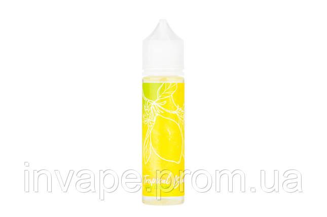 Жидкость для электронных сигарет Tropical Island - Ripe Lemon (Спелый лимон) 60мл, 3 мг, фото 2