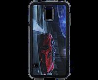 Чехол для мобильного телефона SAMSUNG Galaxy S5, рисунок - автомобиль