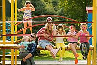 """Детский конный лагерь в Семейном конно-спортивном клубе """"Dergachov Family Club"""""""