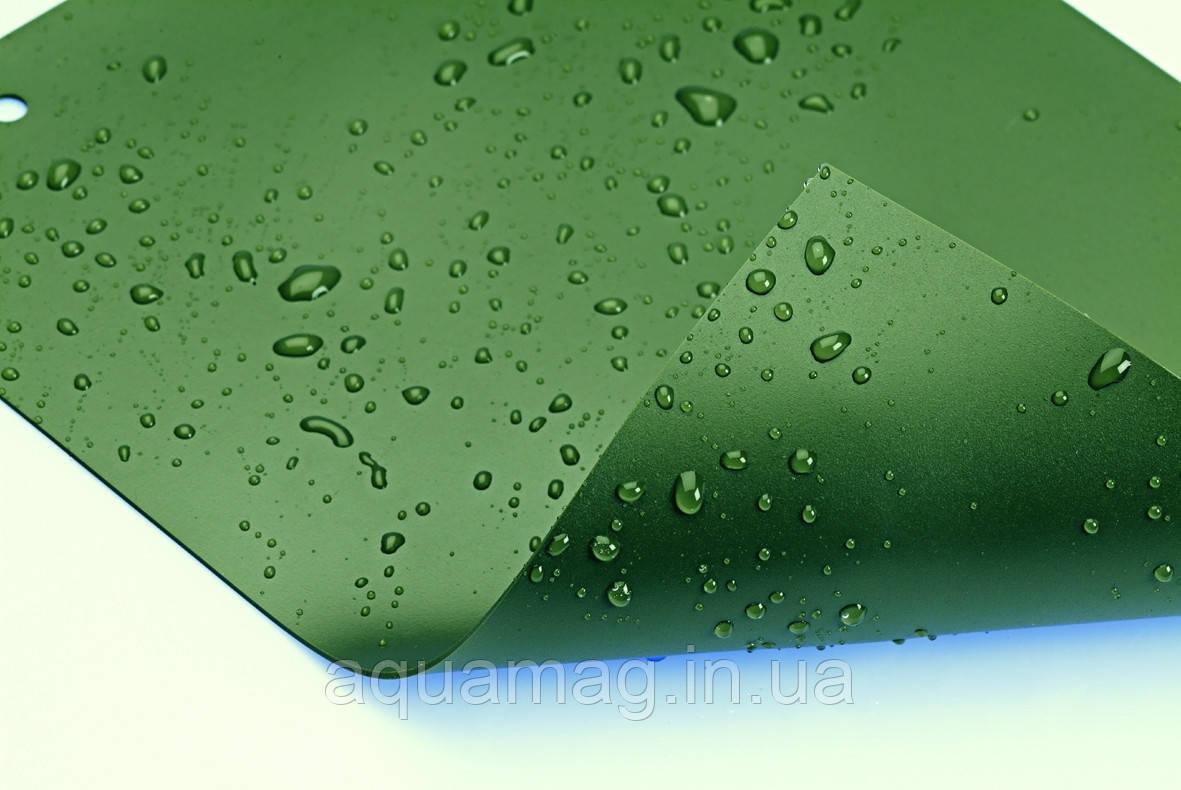 AGRILAC 1 мм, ширина 2м (Италия) зеленая пленка ПВХ для пруда, озера, водоема, ставка, водопада