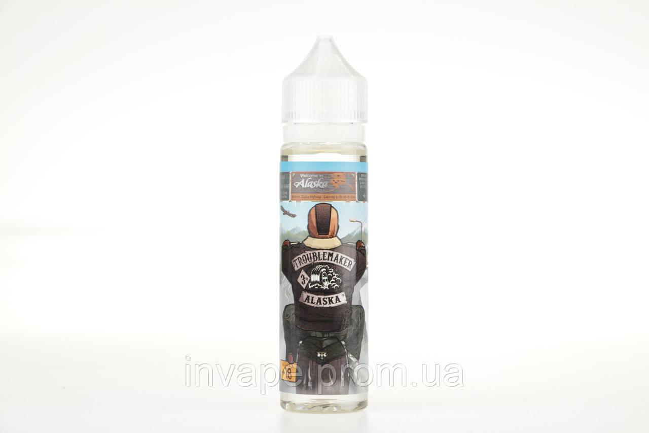 Жидкость для электронных сигарет Troumblemaker - Аlaska (Крыжовник с ежевикой) 60мл, 3 мг
