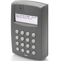 Контроллер доступа и терминал Учета Рабочего Времени  Roger PR602LCD-I