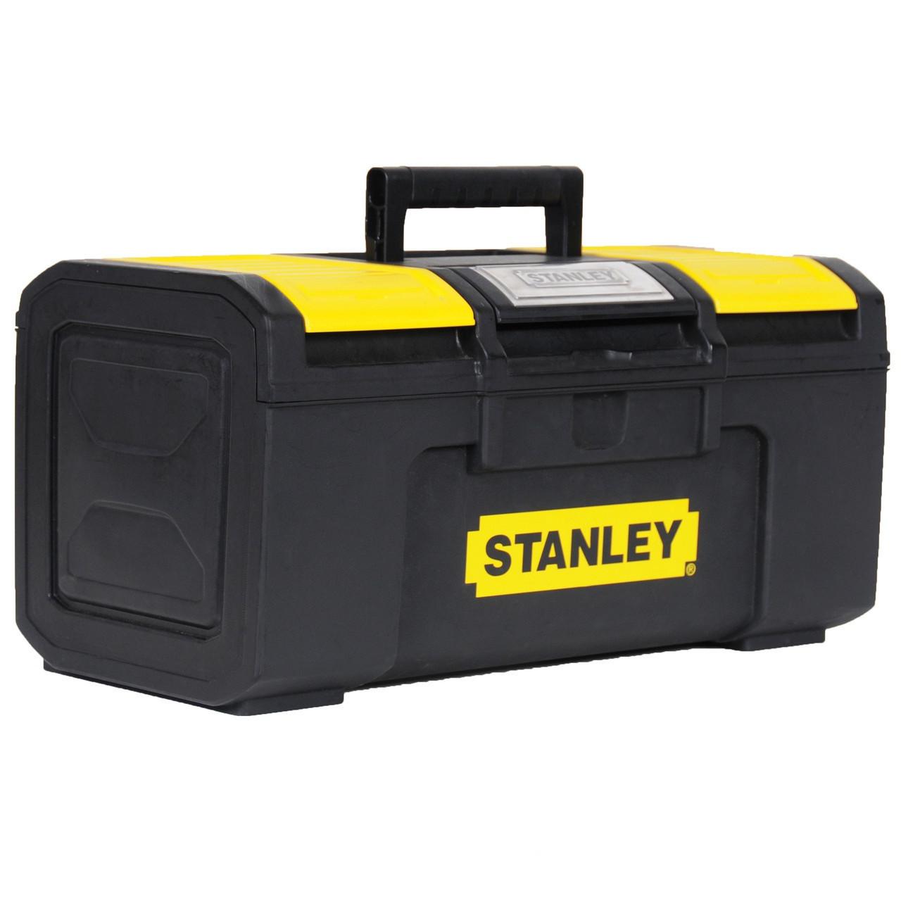 """Ящик для инструмента Stanley Basic Toolbox 16"""" (1-79-216) - ООО """"Аксис-Буд"""" в Харькове"""