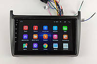 Штатная Магнитола VW Polo 2011-2018 с Android 8.1 с Экраном 9 дюймов   Память 1/16 ГБ