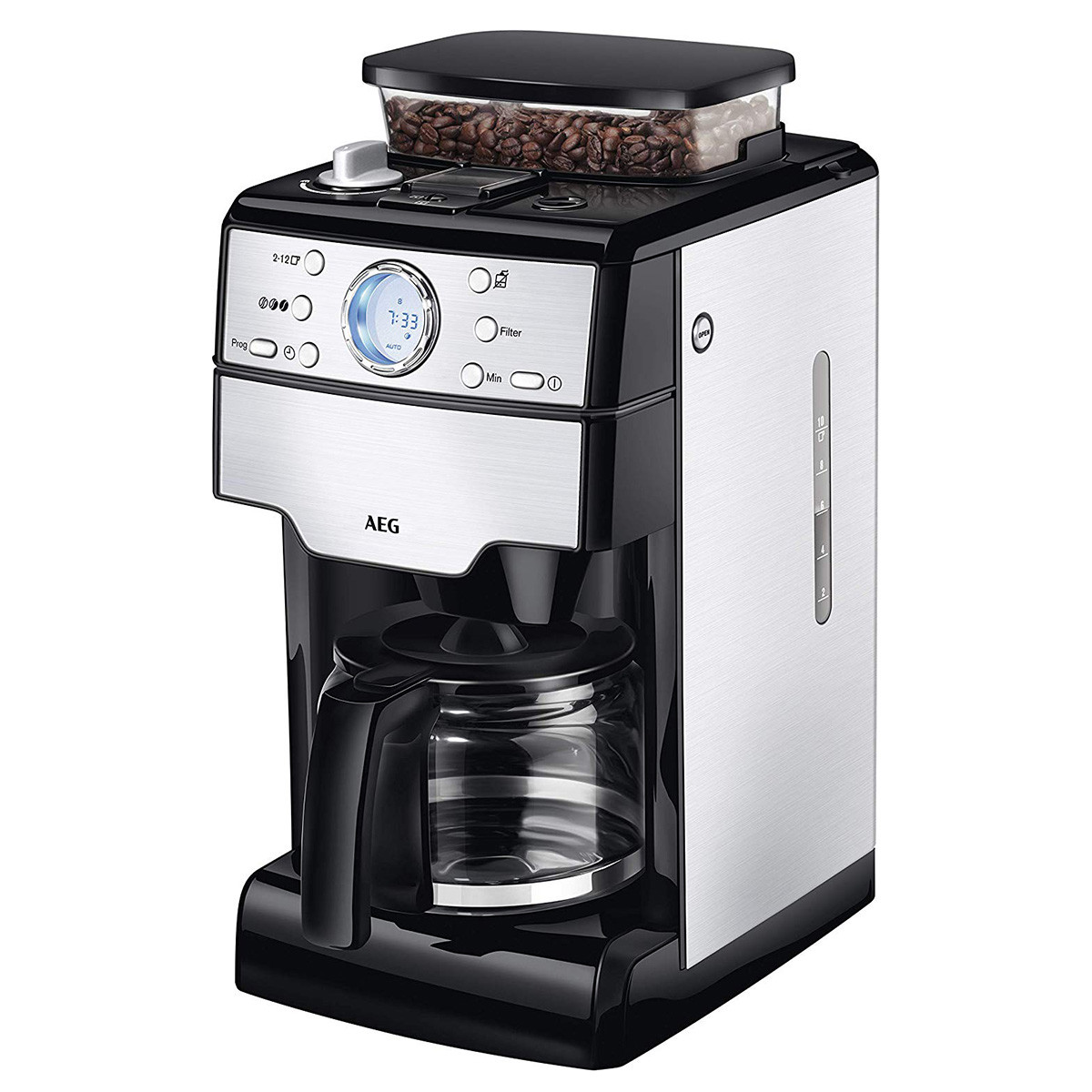 Кофемашина AEG KAM 400