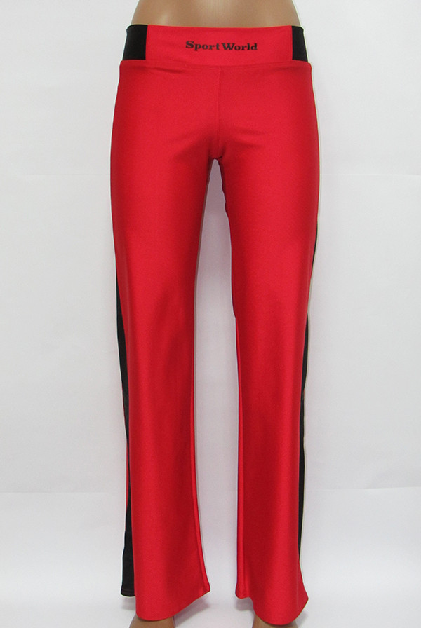 Женские спортивные брюки с лампасами