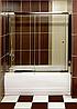 Душевые двери раздвижные (душевые шторки на ванну)