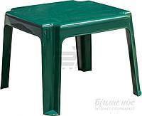 Столик пластиковый к шезлонгу Suisi зеленый, фото 1