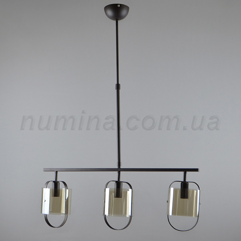 Люстра підвісна на три лампи 14-2283/3 KF