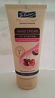 Натуральный крем для рук по уходу за нормальной кожей рук Dr Fischer вишня и финик