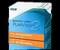 Контактная линза PureVision 2 HD for Astigmatism (1 месяц)