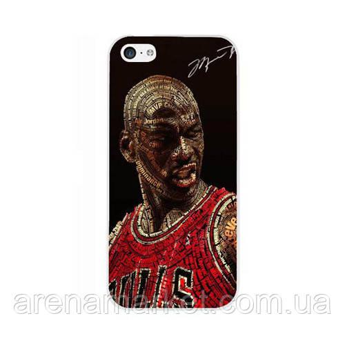 Чехол Jordan для iPhone 5/5S