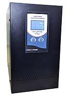 ИБП Logicpower LPM-PSW-6000 (4200Вт), для котла, чистая синусоида, внешняя АКБ, фото 1