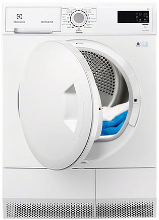 Сушильна машина Electrolux EDC 2086 W PD ( сушильна машина,фронтальна, на 8 кг, 60 см, електролюкс, )