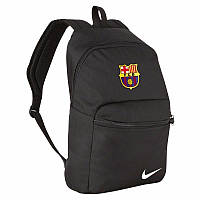 Рюкзак Барселона, Barcelona, Nike, Найк, черный