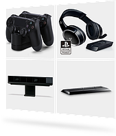 Аксессуары для приставок Sony