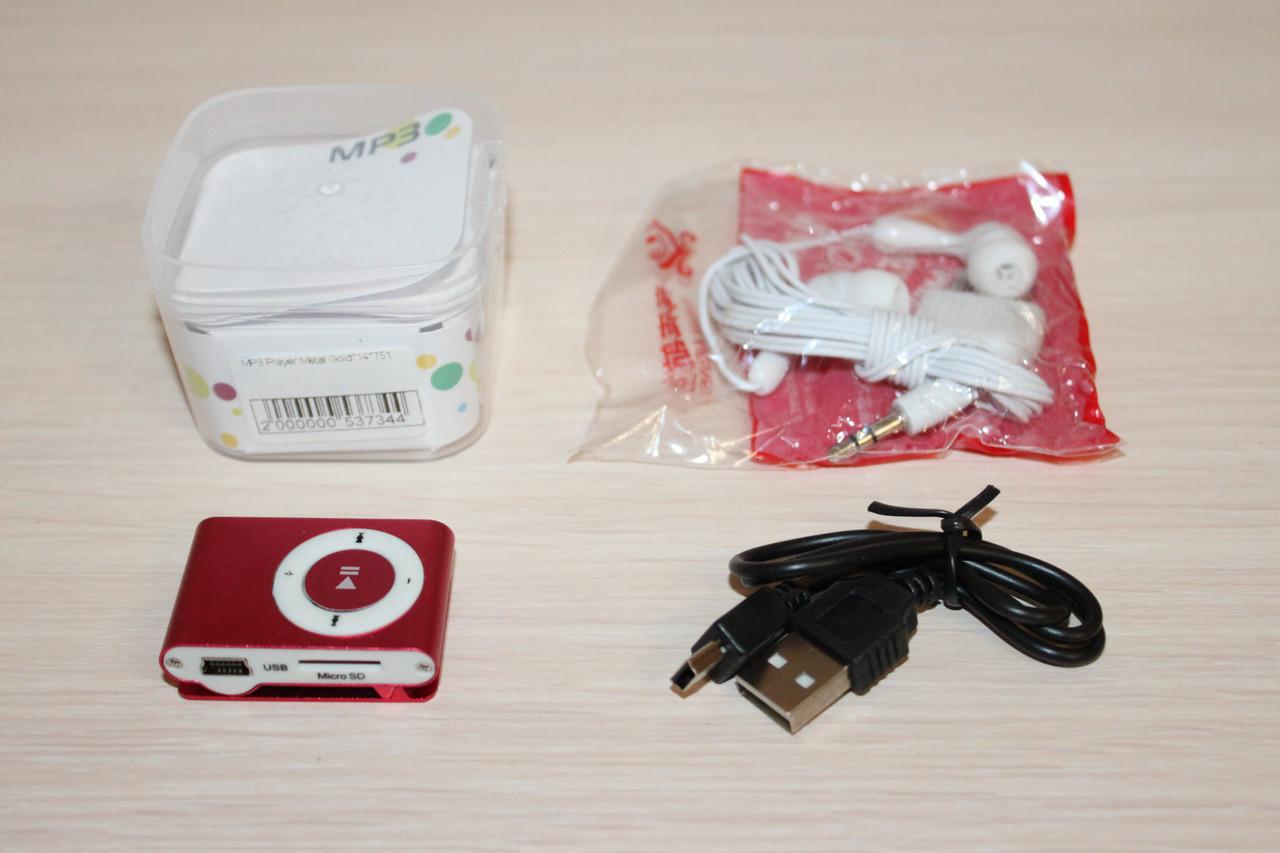 Mp3 Player Ipod mini Red