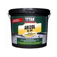 Мастика кровельная, для  рубероида, TYTAN  Abizol KL DM 9кг,