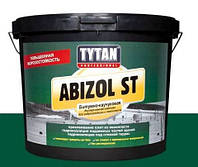 TYTAN  Abizol ST, 10л, битумная мастика для приклеивания пенополистирола