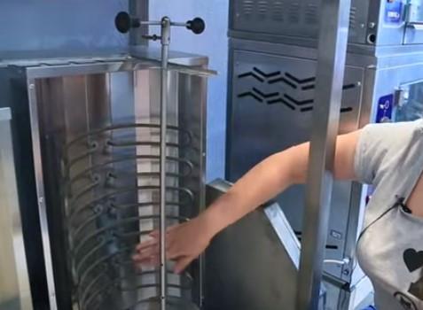 аппараты для приготовления шаурмы тэн