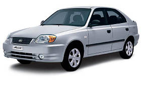 Чехлы Hyundai Accent (Хюндай Акцент) 2001-05 г.