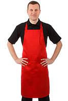 Фартук для официанта бармена повара. Спецодежда. Передник. Униформа. Фартук поварской, фото 1