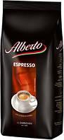 Кава в зернах Alberto Espresso 1кг. (Німеччина)