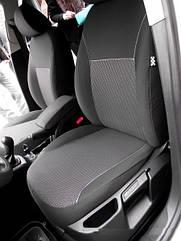 Авточехлы салона Hyundai Accent  2001-05г. тканевые.