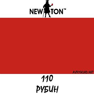 Карандаш для удаления царапин и сколов краски New Ton 110 (Рубин) 12мл, фото 2