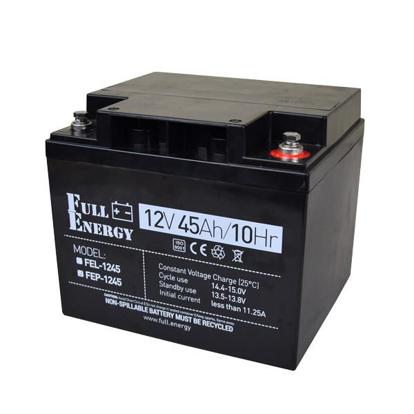 Аккумулятор Full Energy FEP-1245 12V 45AH