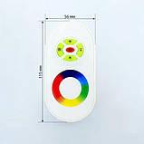 Контроллер RGB Neon 220B 1200W-RF5-N, фото 5