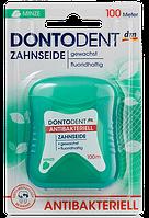 Зубная нить антибактериальная DONTODENT Zahnseide antibakteriell