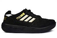 Мужские Кроссовки Adidas Terrex черные, фото 1