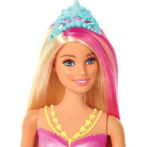 Барби Мерцающая русалочка Подводное сияние Яркие огоньки Barbie Dreamtopia Sparkle Mermaid, фото 2