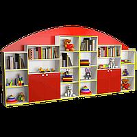 Детская игровая стенка Анечка №2. W383