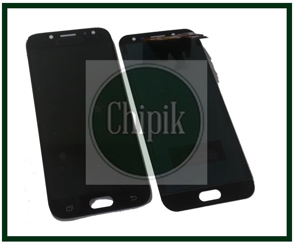 Дисплей для Samsung J530, Galaxy J5 2017 с сенсорным экраном, TFT, черный