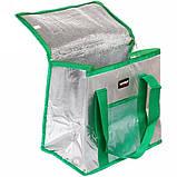 Сумка холодильник. Термо сумка Термосумка + аккумулятор холода. Сумка термос, фото 3