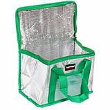Сумка холодильник. Термо сумка Термосумка + аккумулятор холода. Сумка термос, фото 4