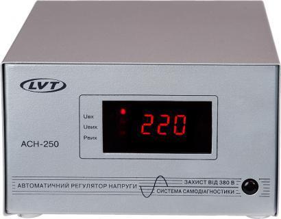 Стабилизатор напряжения LVT ACH 250 Вт