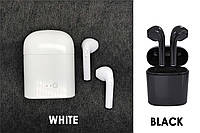 Беспроводные наушники HBQ i7S TWS С Павер Банком Bluetooth 4.2 +EDR копия Air Pods