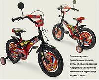 """Велосипед детский """"Тачки"""" 14"""" 141402-J"""