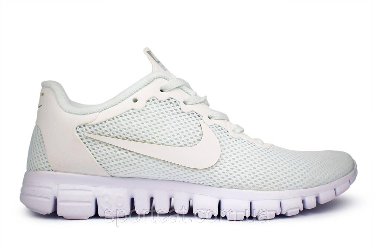 Женские беговые кроссовки Nike Free 3.0  Р. 37 39 41