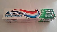 Зубная паста Aquafresh triple protection mid & minty Израиль