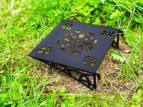 Столик для мангалу розбірного